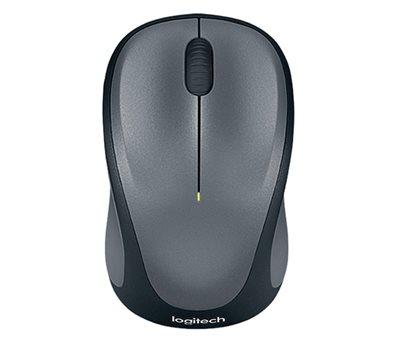 Miš LOGITECH M235, optički, bežični, crni, USB
