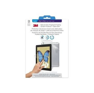 Zaštita za ekran 3M Natural View Fingerprint Fading Screen Protector Apple iPad2 / iPad3