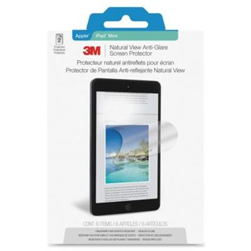 Zaštita za ekran 3M Natural View Antiglare Screen Protector Apple iPad Mini