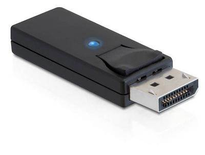 Adapter DELOCK, DP (M) na HDMI (Ž) LED
