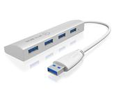 USB HUB ICY BOX IB-AC6401, 4-portni 3.0