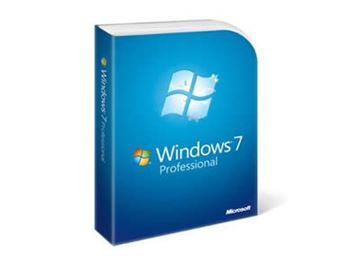 MICROSOFT Windows 7, Professional SP1 64-bit, Eng, OEM, DVD, FQC-04649/FQC-08289