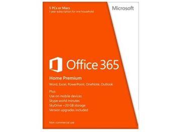 MICROSOFT Office 365 Home Premium, licenca 1 godina, Engleski, 6GQ-00020