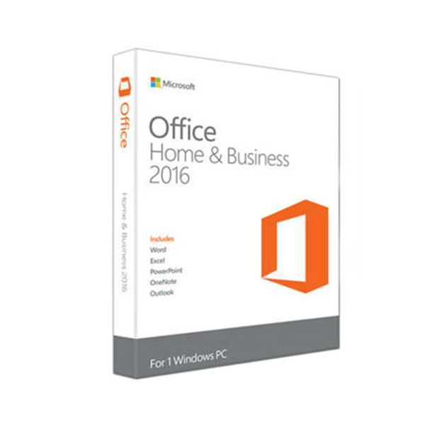 MICROSOFT Office 2016 Home and Business, Engleski, bez medija, T5D-02374