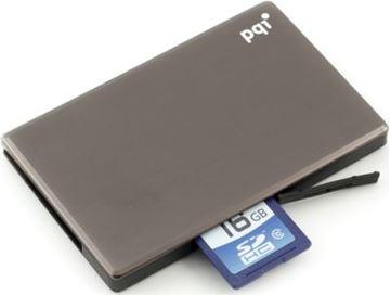 Čitač memorijskih kartica PQI Air Drive, SD/SDHC, bežični (WiFi), USB 2.0