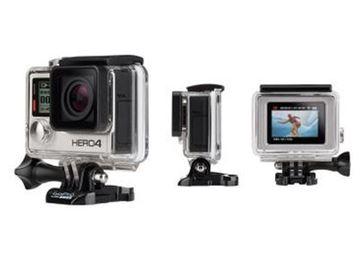 Sportska digitalna kamera GOPRO HD HERO4 Silver Edition,  Adventure Edition, 1080p60, 12 Mpixela, microSD, WiFi + Bluetooth