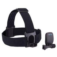 Dodatak za sportske digitalne kamere GOPRO, Head Strap Mount + QuickClip, za glavu
