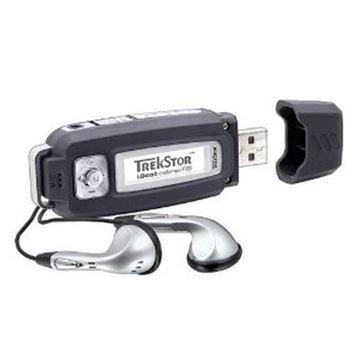MP3 player TREKSTOR i.Beat cebrax 2.0, 4 GB, crni