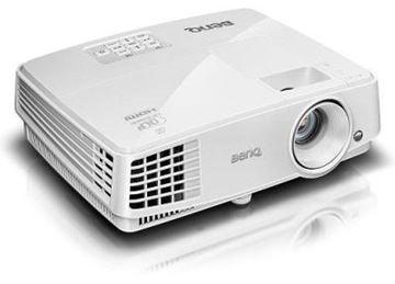 Projektor DLP, BENQ MX525 3D ready, 1024x768, 3200 ANSI lumena, 13000:1, HDMI, AUDIO OUT, USB