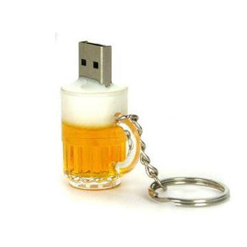Memorija USB FLASH DRIVE 8 GB, SATZUMA, Beer