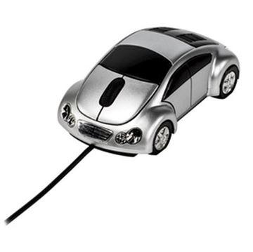 Miš SATZUMA Silver Car, USB