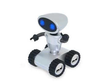 USB HUB SATZUMA Robot Hub