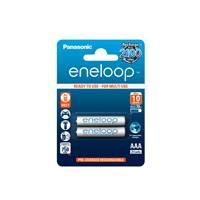 Baterija PANASONIC Eneloop BK4MCCE2BE, tip AAA, punjive, 2kom