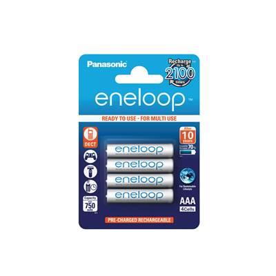 Baterija PANASONIC Eneloop BK4MCCE4BE, tip AAA, punjive, 4kom