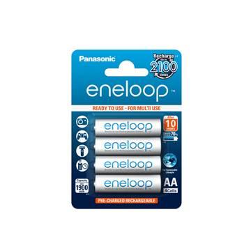 Baterija PANASONIC Eneloop BK3MCCE4BE, tip AA, punjive, 4kom