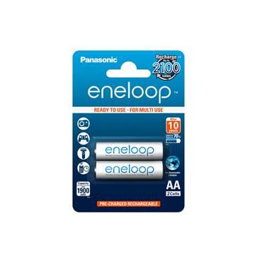 Baterija PANASONIC Eneloop BK3MCCE2BE, tip AA, punjive, 2kom