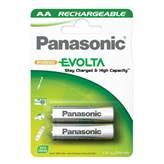 Baterija PANASONIC HHR-3MVE/2BC, AA, 2 kom, punjive, 1900mAh