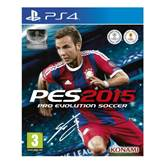 Igra za SONY Playstation 4, Pro Evolution Soccer 2015, nogometna simulacija