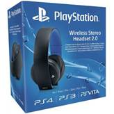Dodatak za SONY PlayStation 4, Wireless Stereo Headset 2.0 Boxed