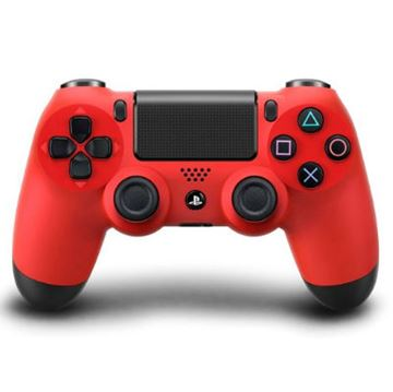 Gamepad SONY PlayStation 4, DualShock 4, bežični, Magma crveni