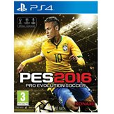 Igra za SONY Playstation 4, Pro Evolution Soccer 2016 D1 - Exclusive My Club Content, nogometna simulacija