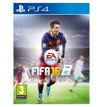 Igra za PlayStation 4, FIFA 16, nogometna simulacija