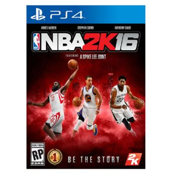 Igra za Sony PlayStation 4, NBA 2K16