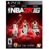 Igra za Sony PlayStation 3, NBA 2K16