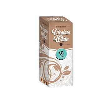 E-tekućina VIRGINIA WHITE Tobacco, 18mg, 10ml