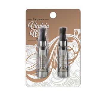 E-filter VIRGINIA WHITE CLEAR, duo pack