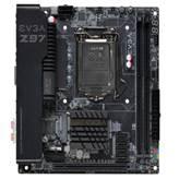 Matična ploča USED EVGA Z97 Stinger WiFi, Intel Z97, DDR3, zvuk, SATA, RAID, G-LAN, PCI-E, DP, USB 3.0, mITX, s. 1150