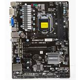 Matična ploča USED BIOSTAR HiFiH81S2, Intel H81, DDR3, zvuk, S-ATA, G-LAN, PCI-E, USB 3.0, D-SUB, DVI, ATX, s. 1150