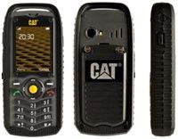 Mobitel CAT B25, dual SIM, izrazito otporni, posebni dizajn za otpornost