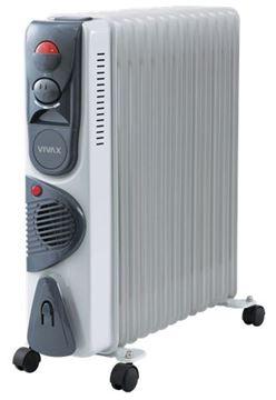 Radijator VIVAX HOME OH-133003F, uljni, 2500W