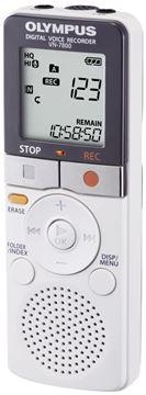 Digitalni diktafon OLYMPUS VN-7800, 4GB, sivi