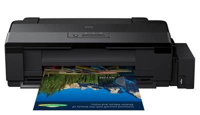 Printer EPSON L1300, Ink Tank System -> iznimno povoljan ispis, nova tehnologija, 5760 dpi, A3+, USB