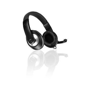 Slušalice SPEED-LINK THEBE CS, crne
