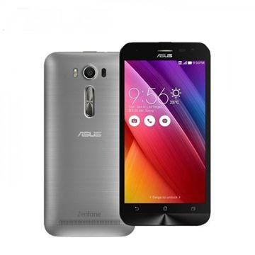 "Smartphone ASUS Zenfone Laser ZE500KL, 5"" IPS multitouch, QuadCore Qualcomm Snapdragon 410 1.4GHz, 2GB RAM, 16GB Flash, microSD, Dual SIM, BT, GPS, 2x kamera, Android 5.0, srebrni"