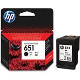 Tinta za HP br. 651, C2P10AE, za Deskjet AI 5575/5645/OfficeJet 202/252, crna