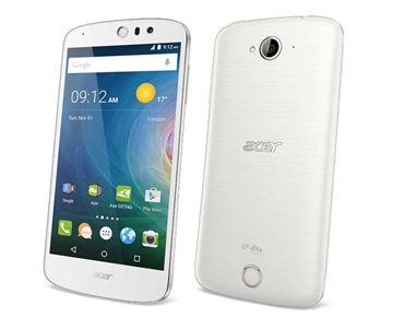 "Smartphone ACER Liquid Z330 HM.HQ0EU.001, 4,5"" multitouch, QuadCore Snapdragon 210 1.1GHz, 1GB RAM, 8 GB Flash, Dual SIM, microSD, kamera, BT, Android 5.1, bijeli"