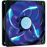 Ventilator COOLERMASTER 120mm, plavi LED, 19db, R4-L2R-20AC-GP
