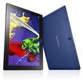 "Tablet računalo LENOVO Tab 2 A10-70 ZA000017BG, 10.1"" FHD IPS multitouch, QuadCore MediaTek MT 8165, 2GB RAM, 16GB eMMC, WiFi, BT, 2x kamera, Android 4.4, plavo"