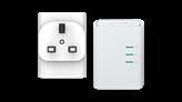 Powerline adapter D-LINK DHP-509AV, mreža putem postojećih električnih instalacija, starter kit