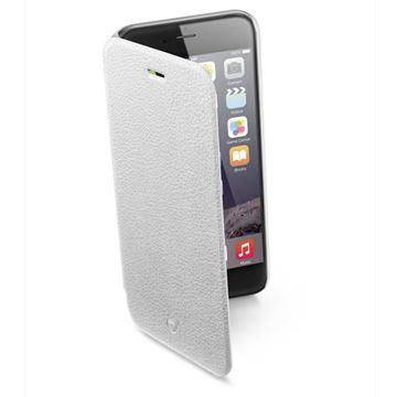 Cover CELLULARLINE Book, za IPHONE 6 Plus, bijeli