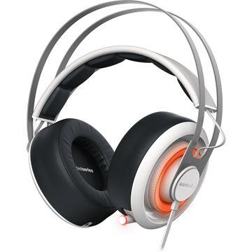 Slušalice STEELSERIES 650, bijele