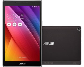 "Tablet računalo ASUS ZenPad Z380C-1A045A, 8"" IPS multitouch, QuadCore Intel Atom C3200 1.2GHz, 2GB RAM, 16GB EMMC, 2x kamera, BT, GPS, WiFi, Android 5.0, crno"