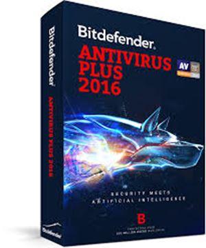 BITDEFENDER Antivirus Plus 2016, 1usr, retail