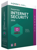 KASPERSKY Internet Security 2016, 1 PC, licenca jedna godina, retail + 1 gratis retail