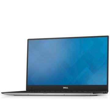 """Prijenosno računalo DELL XPS 13 / Core i5 6200U, 4GB, 128GB SSD, HD Graphics 520, 13.3"""" FHD, WiFi, BT, USB-C, kamera, Windows 10, srebrno"""