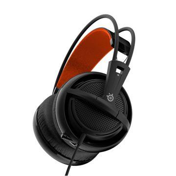 Slušalice STEELSERIES Siberia 200, crne